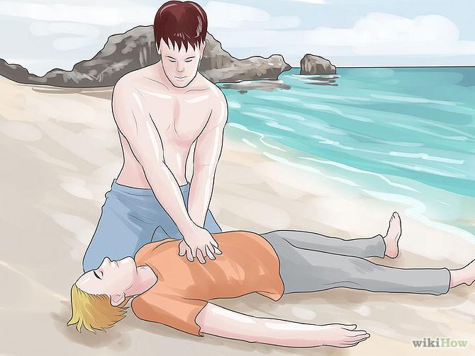 Cách cứu người bị đuối nước