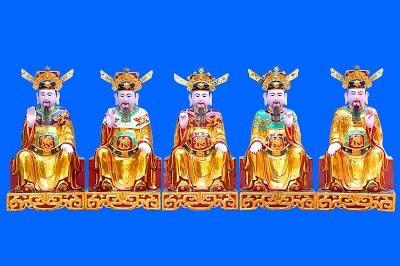 Ngũ Vị Tôn Quan