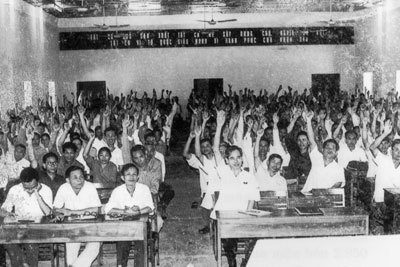 Sự cần thiết phải xây dựng Nhà nước pháp quyền xã hội chủ nghĩa Việt Nam